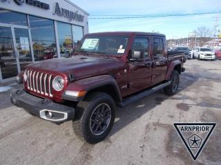 New 2021 Jeep Gladiator Overland for sale in Arnprior, ON