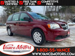 Used 2019 Dodge Grand Caravan CVP for sale in Bancroft, ON