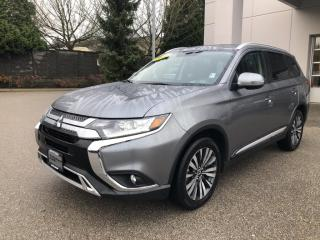 Used 2020 Mitsubishi Outlander for sale in Surrey, BC