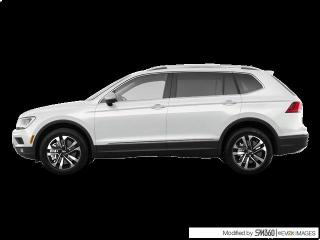 New 2021 Volkswagen Tiguan United for sale in Guelph, ON