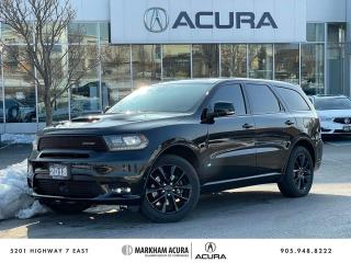 Used 2018 Dodge Durango R/T for sale in Markham, ON