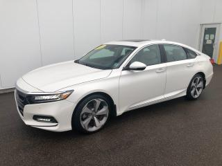 Used 2020 Honda Accord Sedan TOURING 2.0 for sale in Port Hawkesbury, NS