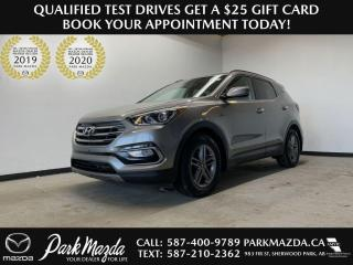 Used 2017 Hyundai Santa Fe Sport SPORT for sale in Sherwood Park, AB