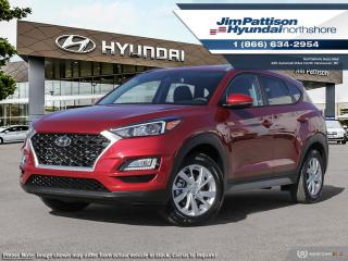 New 2021 Hyundai Tucson Preferred for sale in North Vancouver, BC