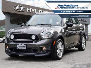 Used 2011 MINI Cooper Countryman S Base for sale in North Vancouver, BC