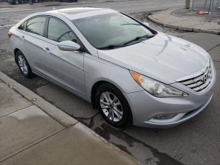 Used 2011 Hyundai Sonata *Great Condition/Sunroof/Bluetooth/Only 83000 kms* for sale in Hamilton, ON