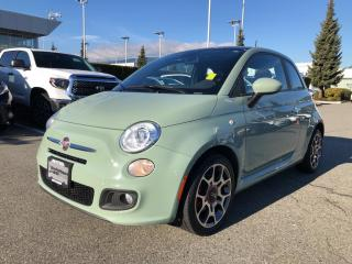 Used 2013 Fiat 500 Sport, Local, No Accidents! for sale in North Vancouver, BC