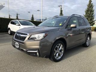 Used 2017 Subaru Forester 2.5i Limited w/Eyesight Technology for sale in North Vancouver, BC