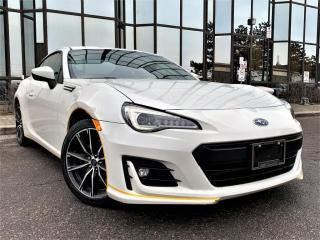 Used 2017 Subaru BRZ PADDLE SHIFTERS|REAR VIEW|BACKUP SENSOR|HEATED SEAT|ALLOYS! for sale in Brampton, ON