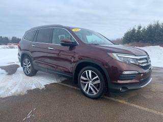 Used 2017 Honda Pilot Touring for sale in Summerside, PE