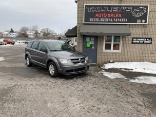 Used 2012 Dodge Journey CVP 7 SEATER for sale in Kingston, ON