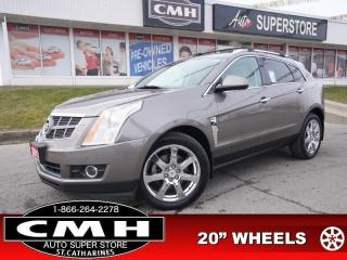 Used 2011 Cadillac SRX Performance  CAM ROOF LEATH P/GATE 20-AL for sale in St. Catharines, ON