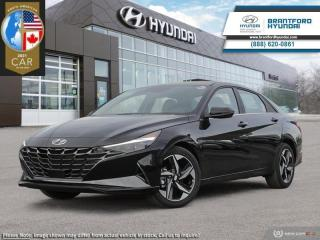 New 2021 Hyundai Elantra Ultimate  Tech IVT  - $180 B/W for sale in Brantford, ON
