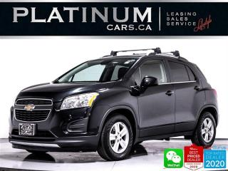 Used 2015 Chevrolet Trax 2LT, FWD, BT, BACK UP CAM, SUNROOF, CRUISE CONTROL for sale in Toronto, ON