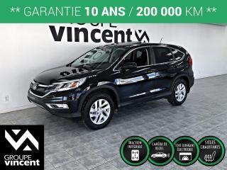 Used 2016 Honda CR-V EX AWD ** GARANTIE 10 ANS ** Roulez en CR-V à bas prix! for sale in Shawinigan, QC