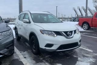 Used 2016 Nissan Rogue S AIR CLIMATISÉ CAMÉRA DE RECUL for sale in St-Hubert, QC