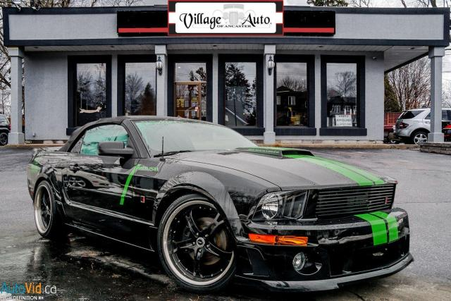 2008 Ford Mustang GT / Roush