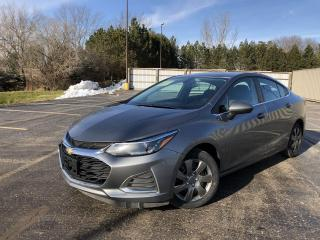Used 2019 Chevrolet Cruze Premier for sale in Cayuga, ON
