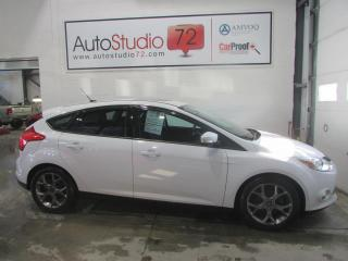 Used 2013 Ford Focus SE HB **TOIT**CUIR**AUTOMATIQUE**MAGS for sale in Mirabel, QC