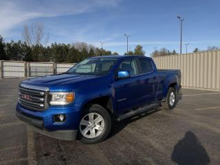 Used 2018 GMC Canyon SLE CREW CAB 4WD for sale in Cayuga, ON