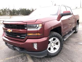 Used 2017 Chevrolet Silverado 1500 LT Crew 4WD Z71 for sale in Cayuga, ON