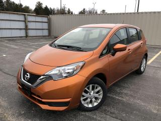 Used 2017 Nissan Versa Note SV for sale in Cayuga, ON