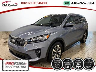 Used 2020 Kia Sorento ** EX ** V6 * AWD TOIT PANO * CAMERA * V for sale in Québec, QC