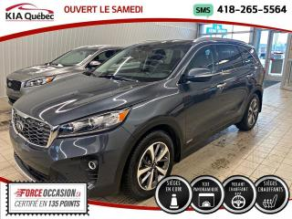 Used 2020 Kia Sorento ** EX * V6* AWD *TOIT PANO * VOLANT CHAU for sale in Québec, QC