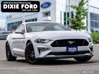 Used 2020 Ford Mustang GT Premium for sale in Mississauga, ON
