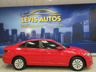 Used 2019 Volkswagen Jetta COMFORTLINE 65800KM MANUEL CAMERA DE REC for sale in Lévis, QC