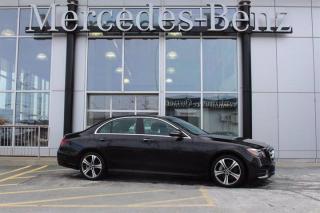 New 2019 Mercedes-Benz E-Class E 300 for sale in St. John's, NL