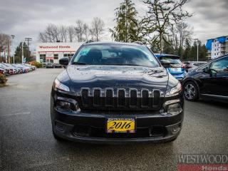 Used 2016 Jeep Cherokee SPORT 4WD for sale in Port Moody, BC