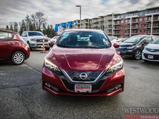 Used 2018 Nissan Leaf SV for sale in Port Moody, BC