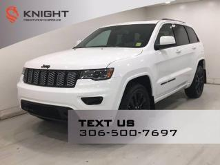 New 2020 Jeep Grand Cherokee Altitude Unlimited | Leather | Sunroof | Navigation | for sale in Regina, SK