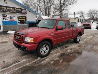 Used 2010 Ford Ranger XLT for sale in Madoc, ON