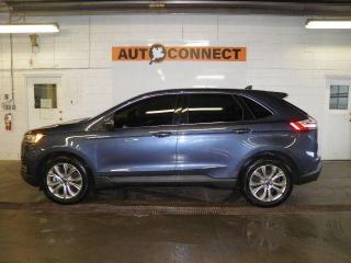 Used 2019 Ford Edge Titanium AWD for sale in Peterborough, ON