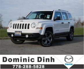 Used 2017 Jeep Patriot 4x4 Sport / North for sale in Richmond, BC