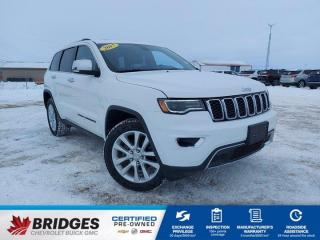 Used 2017 Jeep Grand Cherokee Limited**Moonroof | Heated Seats | Remote Start** for sale in North Battleford, SK