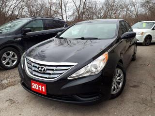 Used 2011 Hyundai Sonata GL CERTIFIED for sale in Oshawa, ON