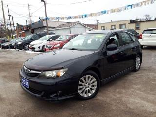Used 2011 Subaru Impreza 2.5i AWD,Certified for sale in Oshawa, ON