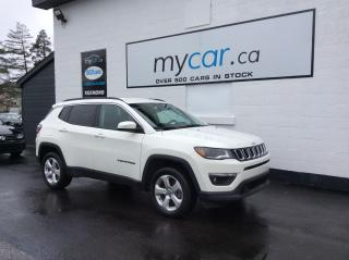 Used 2018 Jeep Compass North ALLOYS, BACKUP CAM, BLUETOOTH!! for sale in Kingston, ON