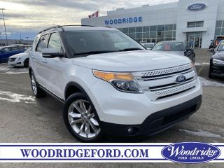 Used 2015 Ford Explorer Limited ***PRICE REDUCED*** 3.5L, NAVIGATION, SUNROOF, LEATHER SEATS 6 PASSENGER, ADAPTIVE CRUISE, NO ACCIDE for sale in Calgary, AB