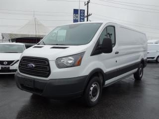 Used 2017 Ford Transit Cargo Van 350 Series, Fully Outfitted, No Accidents, Local for sale in Vancouver, BC