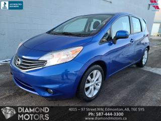 Used 2014 Nissan Versa Note SL for sale in Edmonton, AB