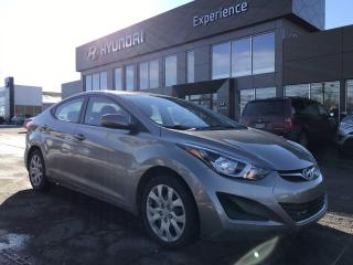 Used 2015 Hyundai Elantra GL for sale in Charlottetown, PE