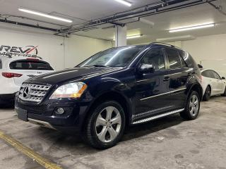 Used 2009 Mercedes-Benz ML-Class 3.5L for sale in Ottawa, ON