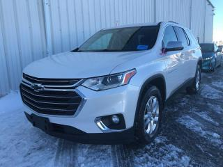 Used 2018 Chevrolet Traverse LT Cloth for sale in Waterloo, ON