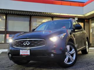 Used 2011 Infiniti FX35 BOSE | 360 Camera | Heated and Vented Seats for sale in Waterloo, ON