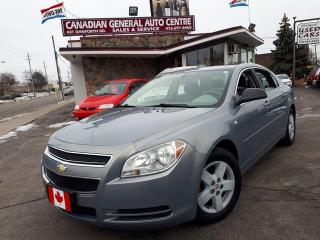 Used 2008 Chevrolet Malibu LS for sale in Scarborough, ON