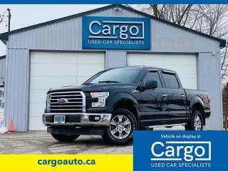 Used 2017 Ford F-150 XLT for sale in Stratford, ON
